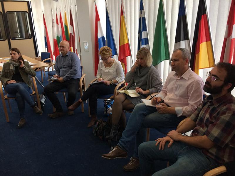 Workshop in Bratislava